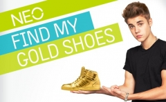 Justin Bieber ,vip,news,notizie,gossip,gossip tgcom,video, Adidas Neo Label,bieber