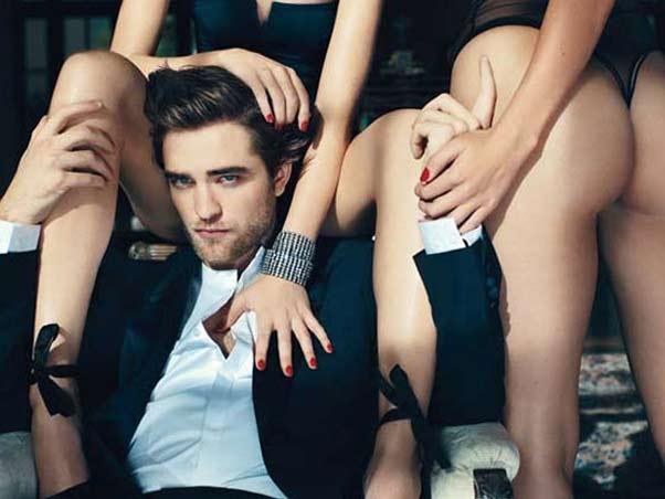 Queste Sono Le Foto Che Robert Pattinson Ha Fatto Per L Edizione
